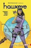 Kelly Thompson Hawkeye Kate Bishop Volume 1 Anchor Points