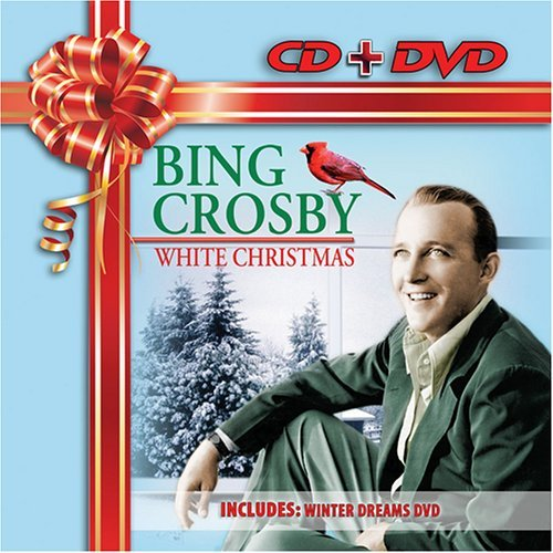Bing Crosby White Christmas Winter Dreams Incl. DVD