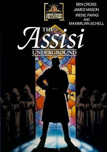 Assisi Underground Cross Mason Papas DVD R Pg