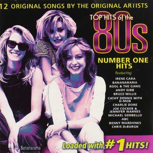 Top Hits Of The 80s Number On Top Hits Of The 80s Number On