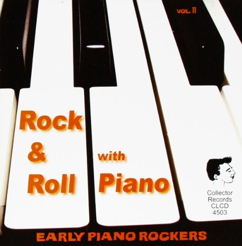 Rock & Roll With Piano Vol. 11 Rock & Roll With Piano