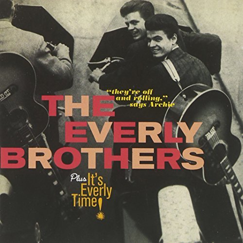 Everly Brothers Everly Brothers It's Everly Ti Import Esp 2 On 1 Remastered