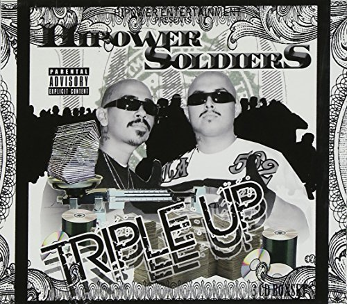 Hipower Entertainment Presents Hipower Soldiers Triple Up Explicit Version 3 CD