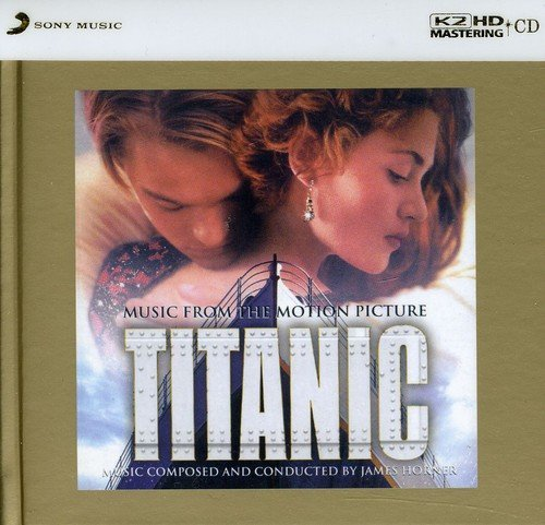 Titanic K2hd Mastering Soundtrack