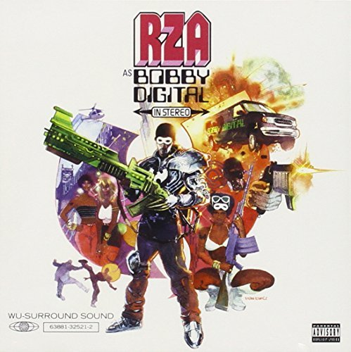 Rza Rza As Bobby Digital In Stereo Explicit Version