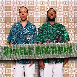 Jungle Brothers V.I.P. Incl. Bonus Track
