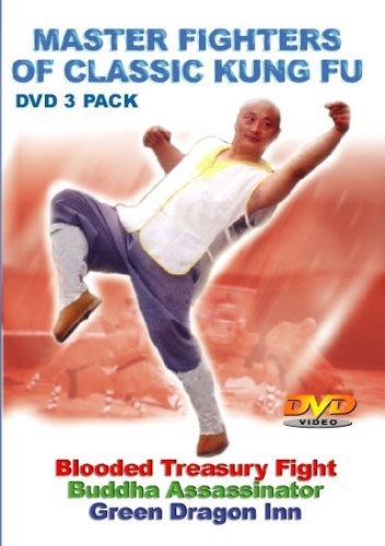 Master Fighters Of Classic Kun Master Fighters Of Classic Kun Clr Nr 3 DVD