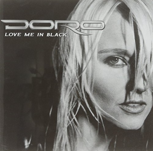 Doro Love Me In Black Import Aus