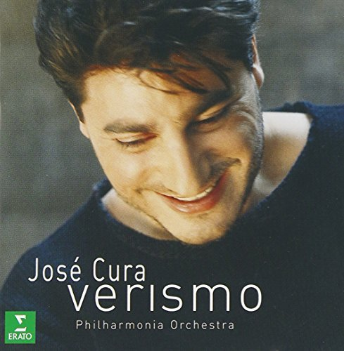 Jose Cura Verismo Cura (ten) Cura Phil Orch