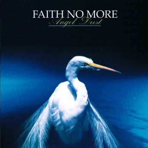Faith No More Angel Dust Import Gbr