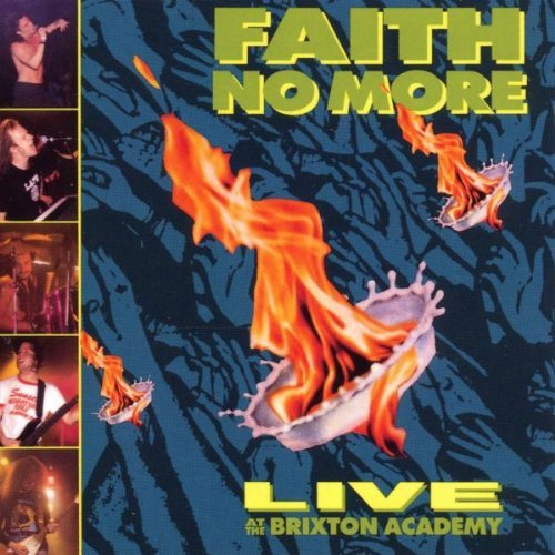 Faith No More Live At Brixton Import Gbr