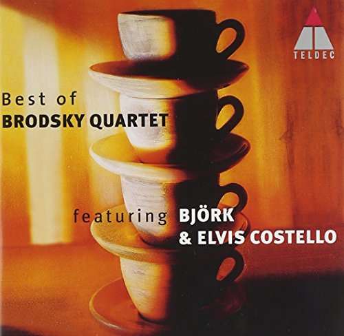 Brodsky Quartet Best Of Costello (voc) Bjork (voc) Brodsky Qt