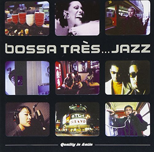 Bossa Tres Jazz Bossa Tres Jazz Import Eu 2 CD Set