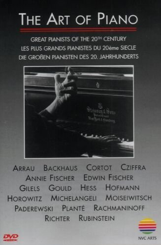 Art Of Piano Great Pianist Of Art Of Piano Great Pianist Of Hofmann Rachmaninoff Horowitz Cziffra Hess Rubinstein &