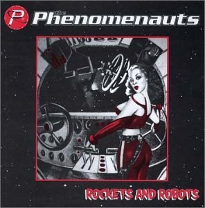 Phenomenauts Rockets & Robots