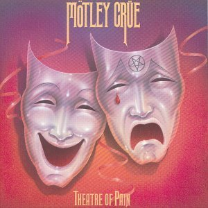 Motley Crue Theatre Of Pain Hdcd