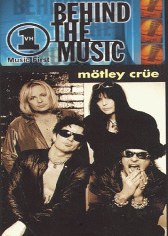 Motley Crue Behind The Music Clr Dss Keeper
