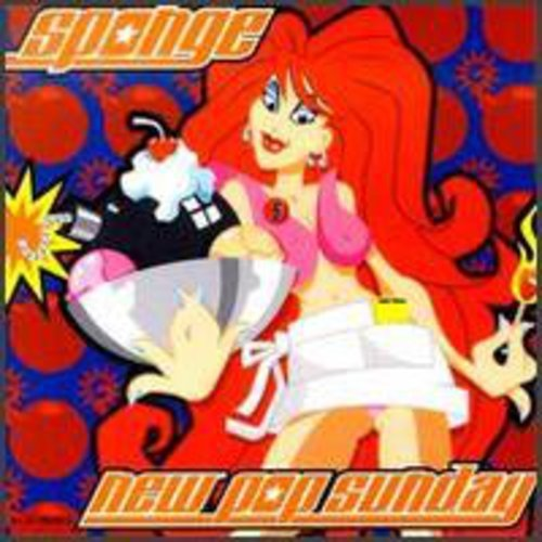 Sponge New Pop Sunday Hdcd