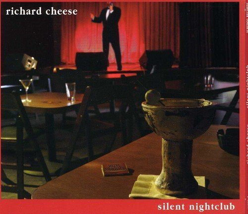 Richard & Lounge Agains Cheese Silent Nightclub