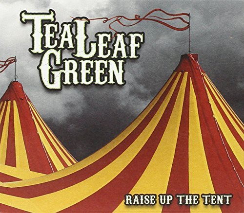 Tea Leaf Green Raise Up The Tent