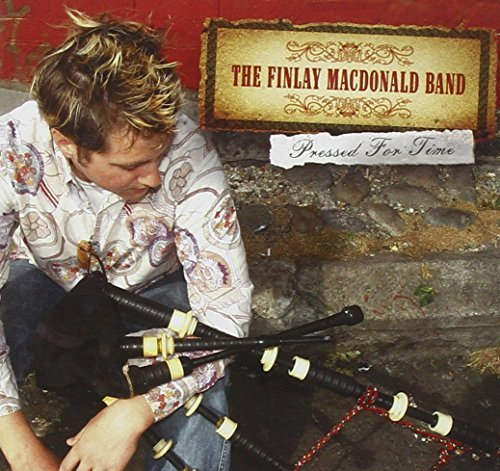 Finlay Macdonald Band Pressed For Time