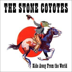 Stone Coyotes Ride Away From The World