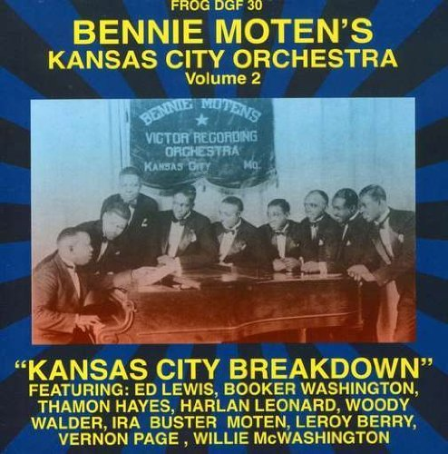 Bennie Moten Vol. 2 Victor Recordings