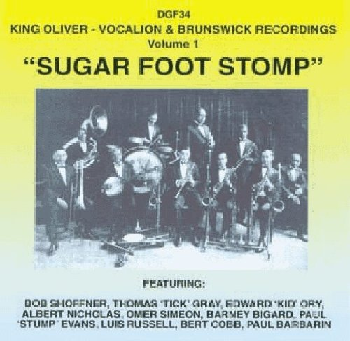 King Oliver Sugar Foot Stomp