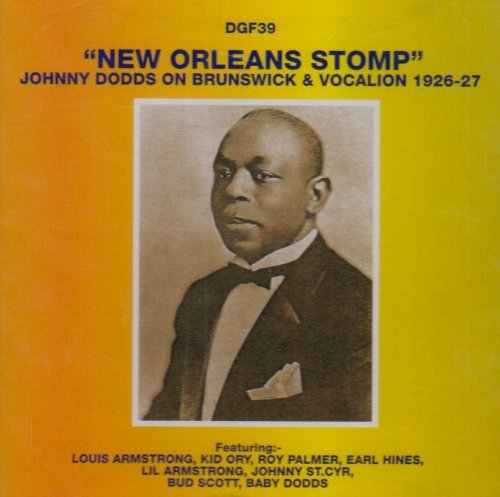 Johnny Dodds New Orleans Stomp 1926 27