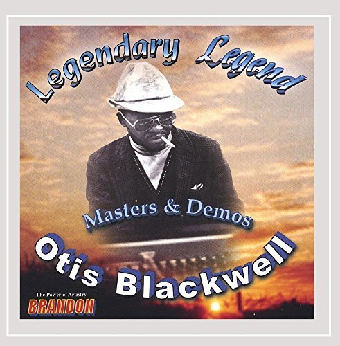 Otis Blackwell Legendary Legend Local