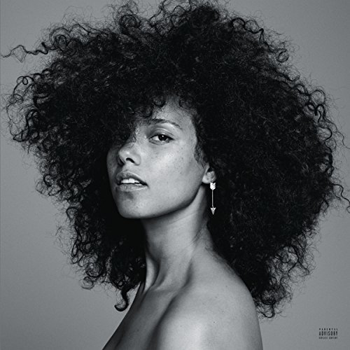 Alicia Keys Here 150g Vinyl Includes Download Insert 24 X 24 Poster