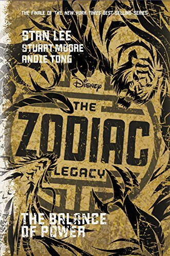 Stan Lee The Zodiac Legacy Balance Of Power
