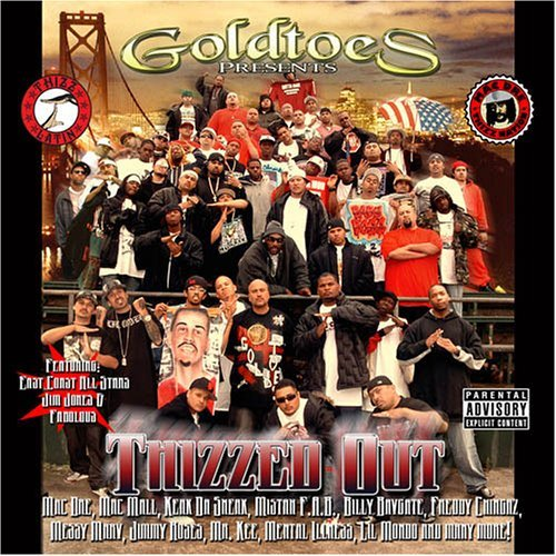 Thizzed Out Thizzed Out Explicit Version 2 CD