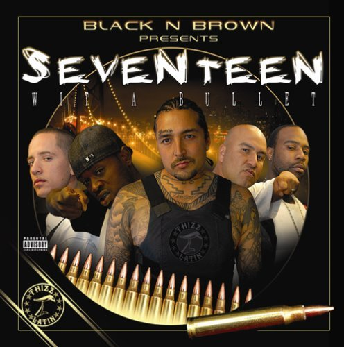 Black N Brown Presents Sevente Black N Brown Presents Sevente Explicit Version 2 CD Set
