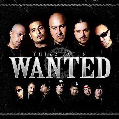 Thizz Latin Wanted Explicit Version 2 CD