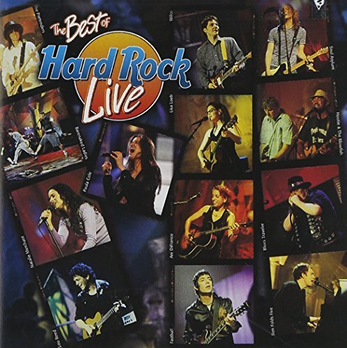 Best Of Hard Rock Live Best Of Hard Rock Live Pretenders Merchant Cole Loeb Barenaked Ladies Difranco
