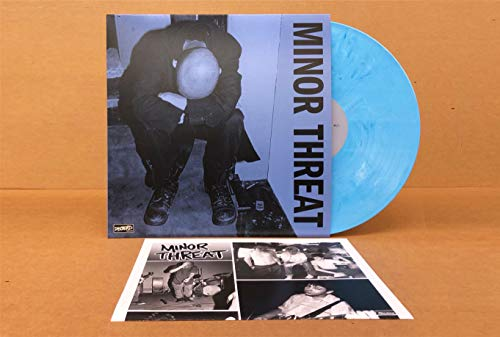 Minor Threat 1st Two 7inches