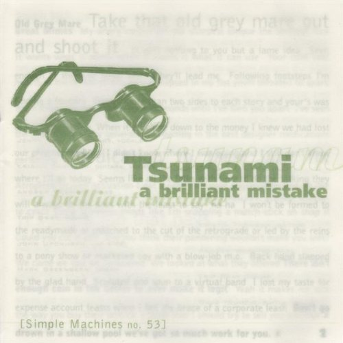 Tsunami Brilliant Mistake