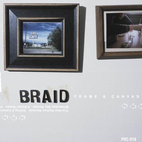 Braid Frame & Canvas