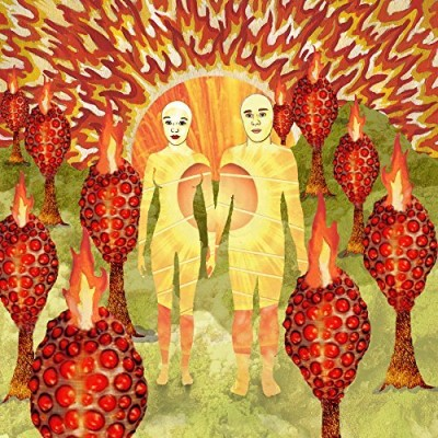 Of Montreal Sunlandic Twins 2 CD Set