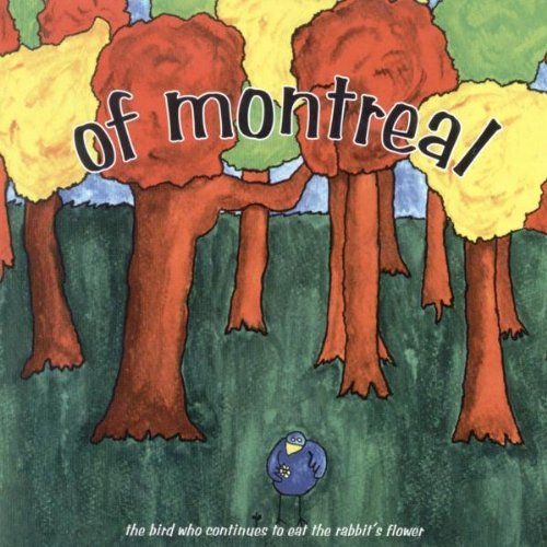 Of Montreal Bird Who Continues To Eat The