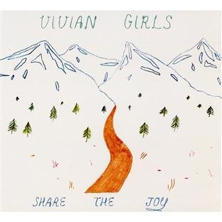 Vivian Girls Share The Joy