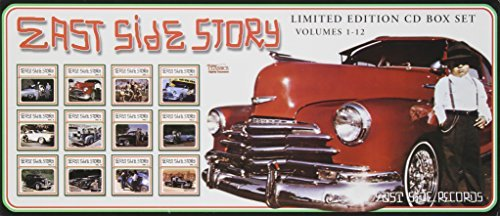 East Side Story Vol. 1 12 East Side Story Box Lmtd Ed. 12 CD Set East Side Story
