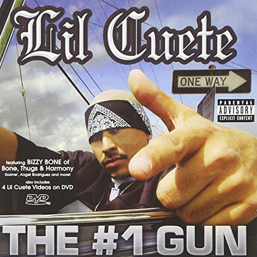 Lil' Cuete #1 Gun Explicit Version Incl. DVD