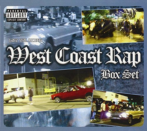 West Coast Rap Boxset West Coast Rap Boxset Explicit Version 3 CD