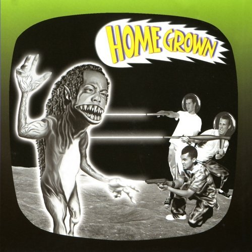 Home Grown Phone Home Ep CD R