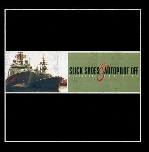 Slick Shoes Cooter Split Ep CD R 2 Artists On 1