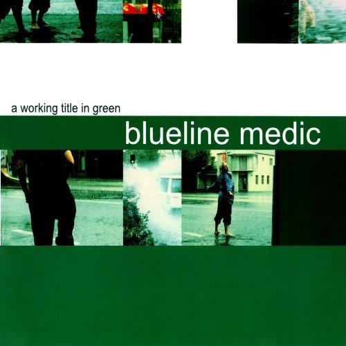Blueline Medic Working Title In Green Ep CD R