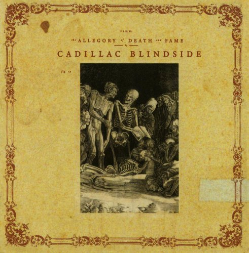 Cadillac Blindside Allegory Of Death & Fame CD R
