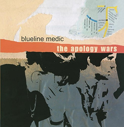 Blueline Medic Apology Wars CD R